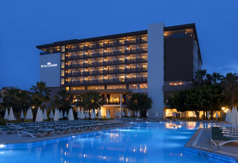 Royal Garden Select & Suite Hotel - All Inclusive, Alanya