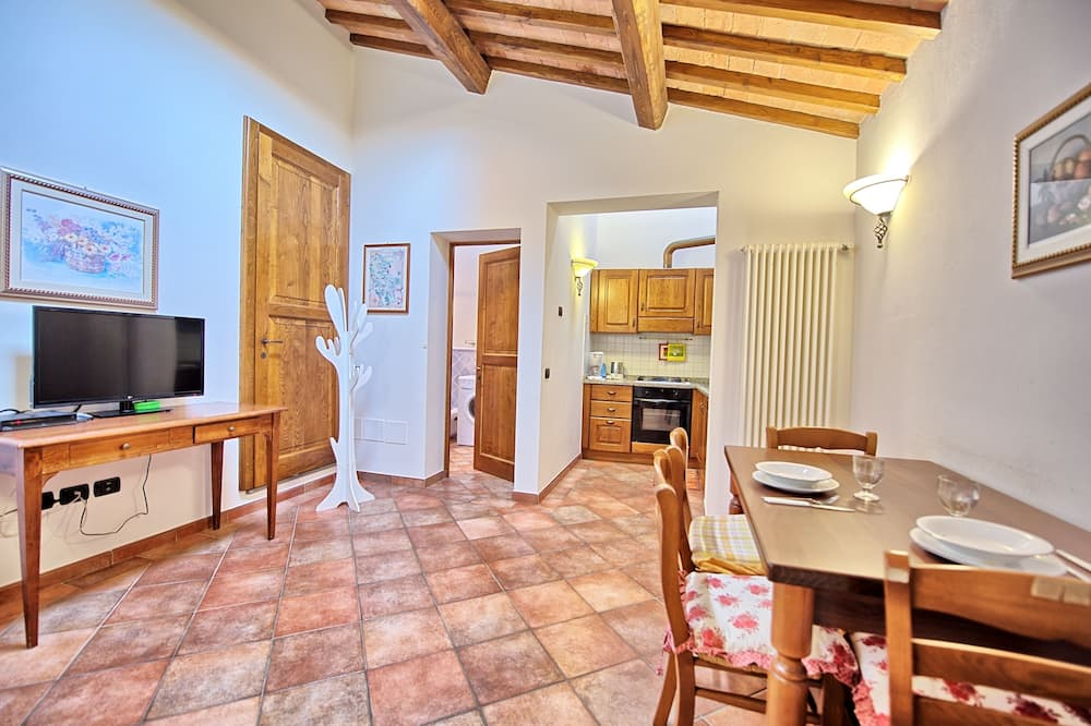 Apartment, 1 Bedroom (Certaldo 1) - In-Room Dining