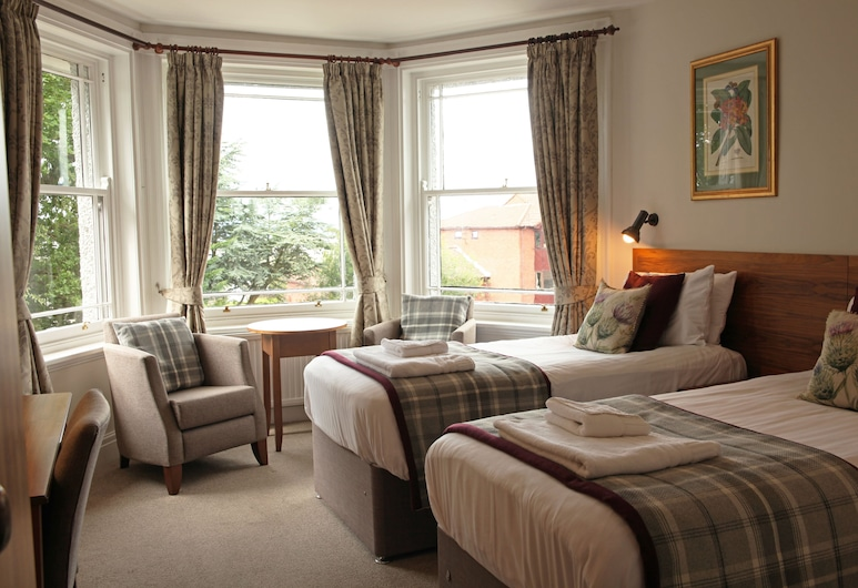 The Jug & Bottle, Wirral, Standard Twin Room, Guest Room