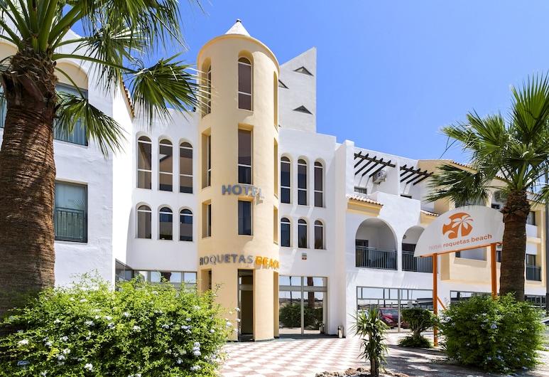 Hotel Roquetas Beach , Roquetas de Mar, Hotel Front