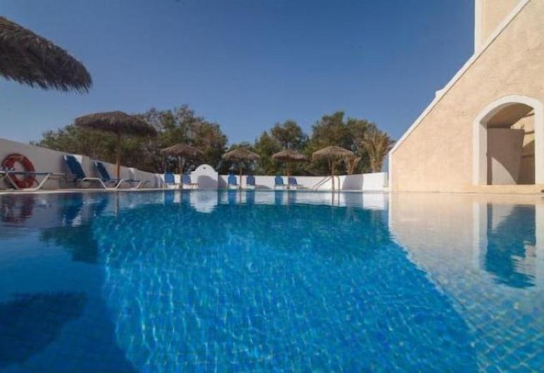 Porto Villa Hotel, Santorini, Pool