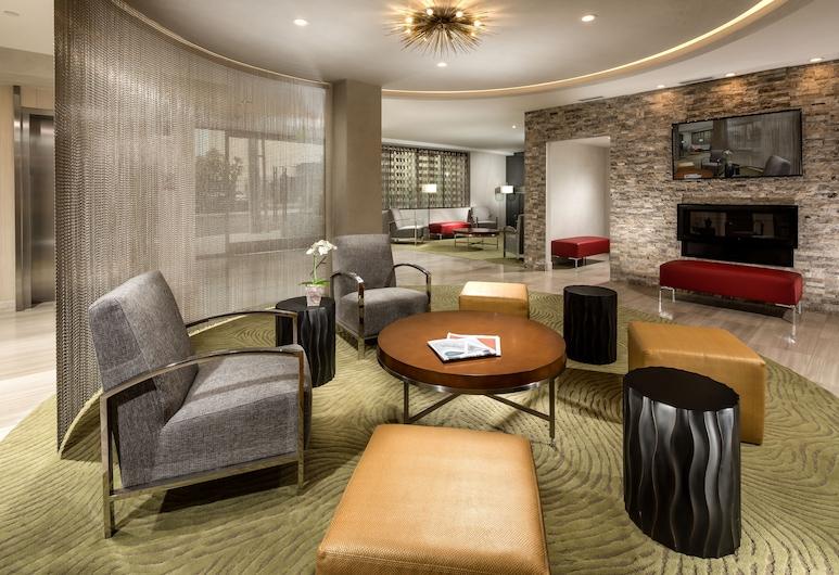 Aventura Hotel, Los Angeles, Reception