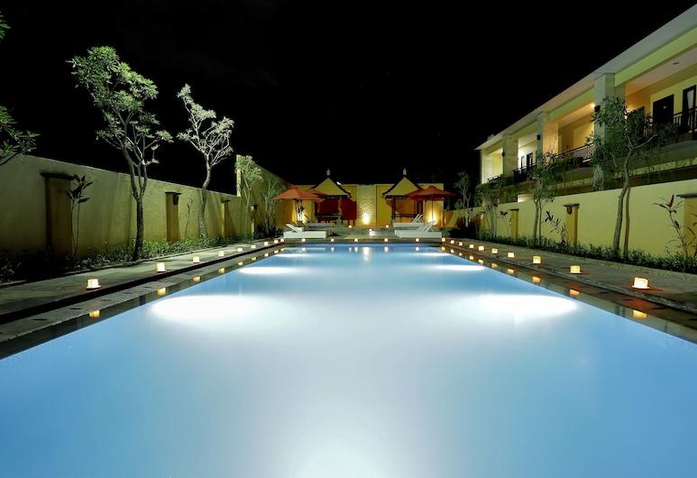 Bali Mega Hotel, Jimbaran, Pool