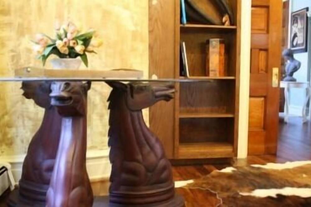 套房, 1 張加大雙人床, 簡易廚房 (French Suite) - 客房