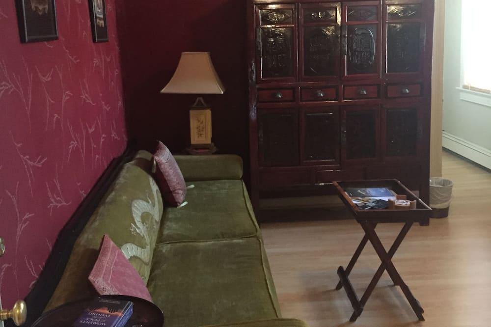 套房, 1 張標準雙人床 (Asian Suite) - 客廳