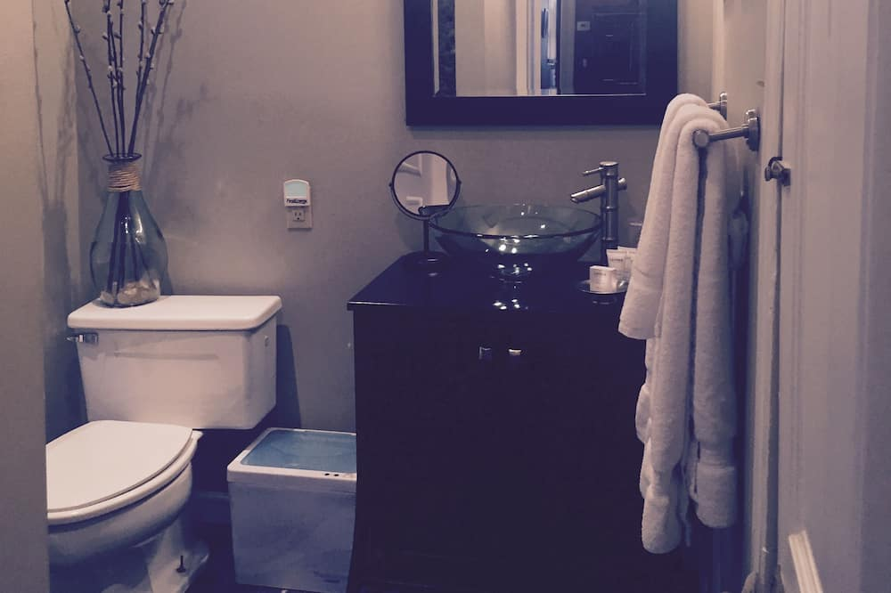 套房, 1 張標準雙人床 (Asian Suite) - 浴室