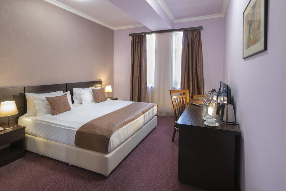 Premium-Doppelzimmer - Wohnbereich