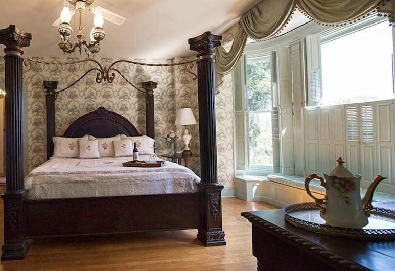 Emig Mansion, York, Apartmá, dvojlůžko (200 cm), Pokoj