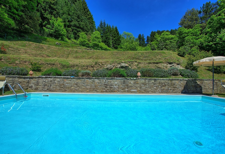 Villa Portole Uno, Cortona, Outdoor Pool