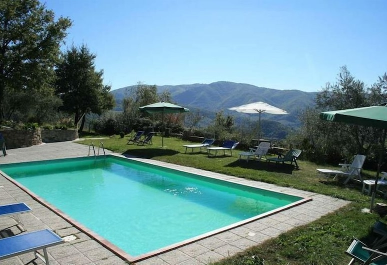 Villa Panzalla, Greve in Chianti, Venkovní bazén