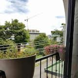 Δίκλινο Δωμάτιο (Double), 1 Διπλό Κρεβάτι - Θέα από το μπαλκόνι
