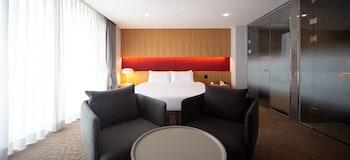 Ulsan bölgesindeki Ulsan City Hotel resmi