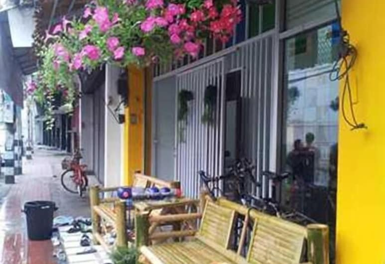 The Living Place 3 - Hostel, Chiang Mai, Terrasse/Patio
