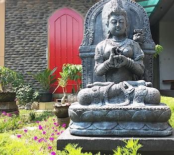 Bilde av Mettaloka Guest House and Art Space i Borobudur