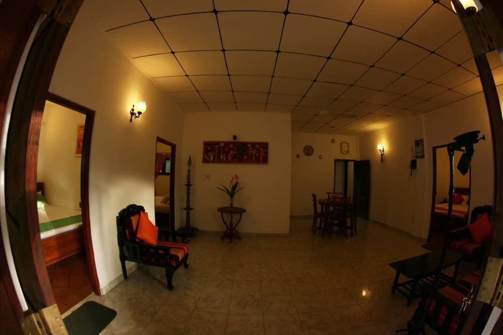 Standard Villa, 3 Bedrooms - Living Area