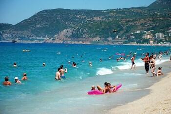 Bild vom Hatipoglu Beach Hotel in Alanya