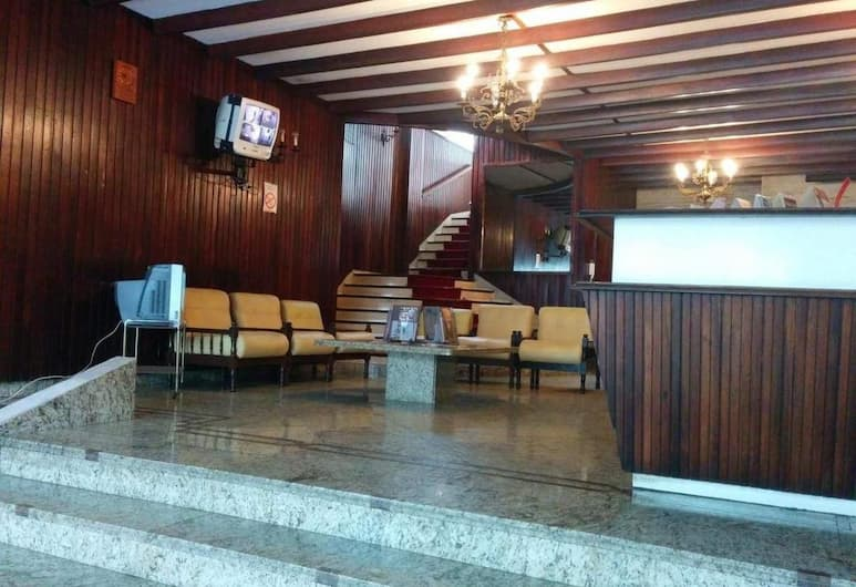 Novo Paramount Hotel, San Paulas, Registratūra