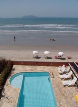 Picture of Pousada Casa na Praia in Ubatuba