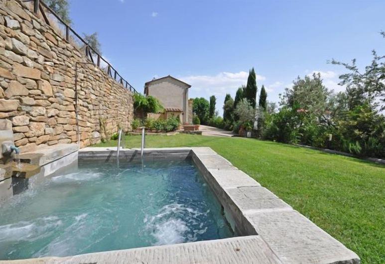 Villa Calcinaio, Cortona, Piscine en plein air