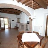Villa Panoramique, 2 chambres (Poderino) - Coin séjour