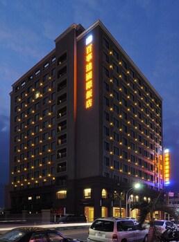 花蓮市百事達國際飯店的相片