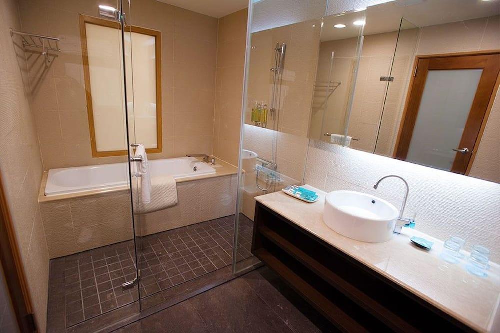 經典客房(雙人) - 浴室