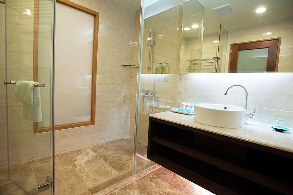 豪華親子房(三人) - 浴室