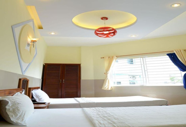 Marie-Line 2 Hotel, Ho Chi Minh City, Deluxe Twin Room, Guest Room