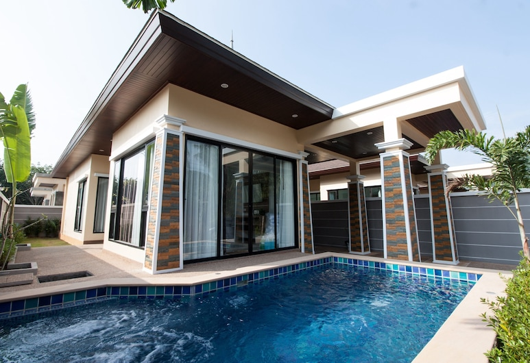 Aonang Oscar Pool Villas, Krabi, Building design