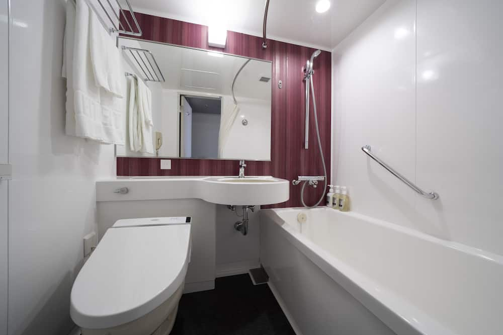 Standard Single Room, Non Smoking, Mountain View - Bilik mandi