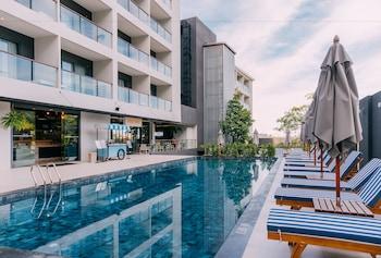 Karon bölgesindeki Hotel IKON Phuket resmi