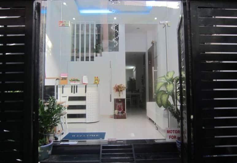 西貢飯店, 胡志明市, 櫃台