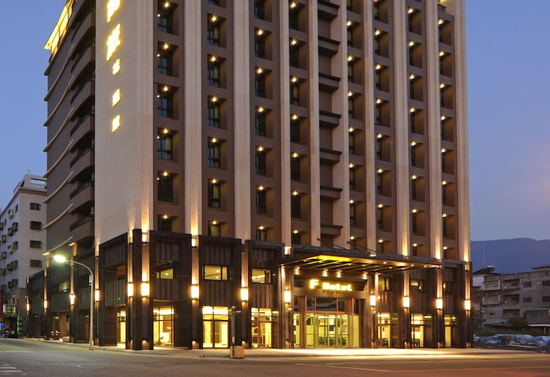F HOTEL 花蓮站前館, 花蓮市
