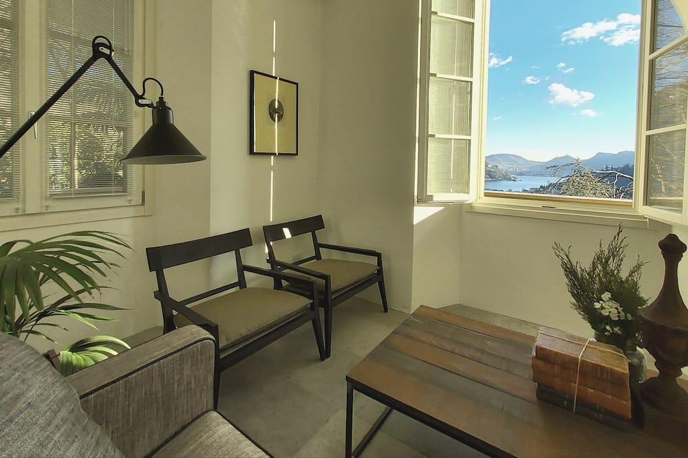 Suite - Oppholdsområde