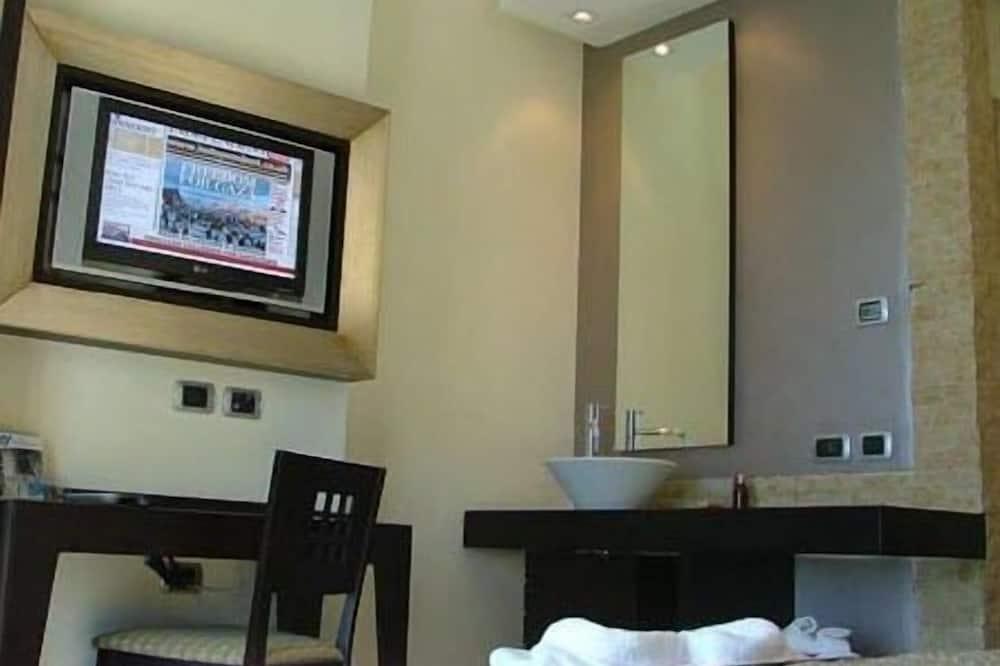 標準雙人或雙床房, 海景 - 浴室