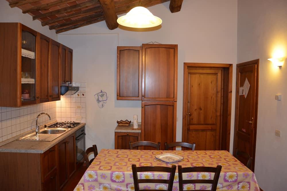 Квартира, 2 спальні - Обіди в номері