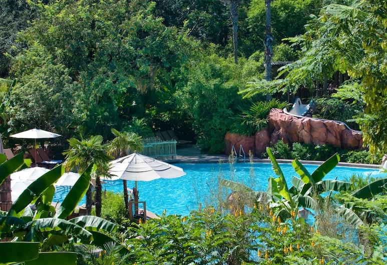 醬寶迪士尼動物王國別墅, 基西米, 游泳池
