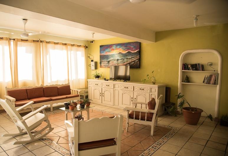 Hotel Esperanza, Mazatlan, Living Area