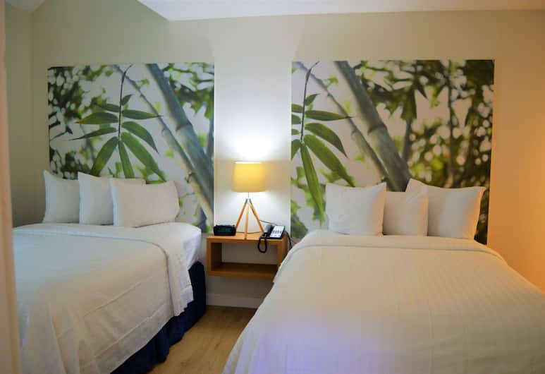Doral Inn & Suites Miami Airport West, Doral, Executive Suite, 1 Bedroom, Kitchen, Guest Room