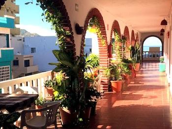Mazatlan bölgesindeki Mariana Beach Hotel resmi