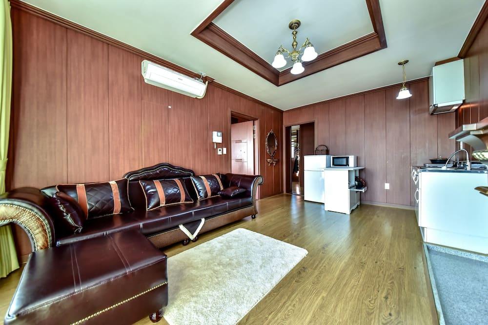 Duplex (17 PY) - Powierzchnia mieszkalna