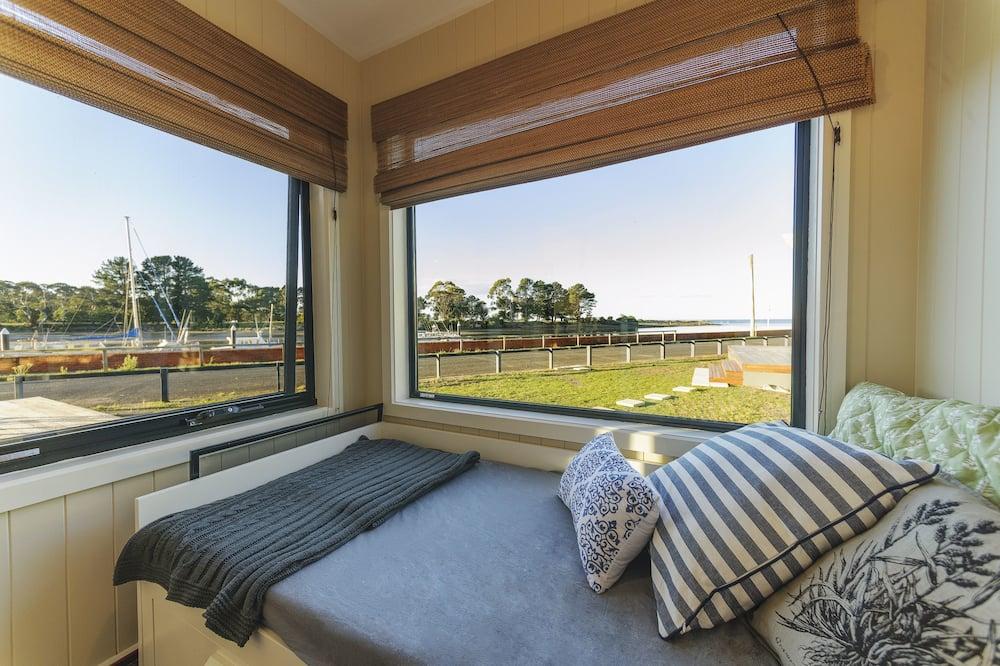 Nhà Premium, 2 phòng ngủ, Quang cảnh sông, Đối diện biển - Khu phòng khách