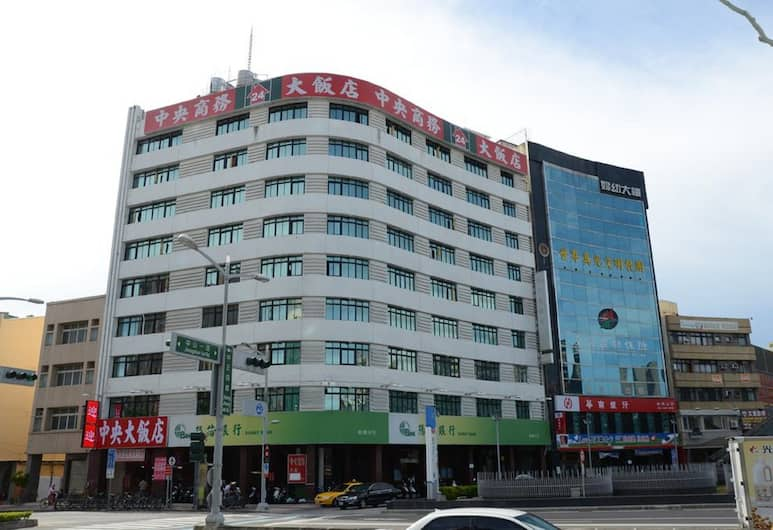 Center Hotel, Kaohsiung