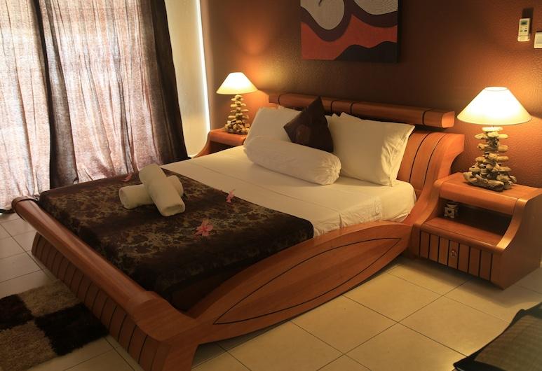 Villa Authentique, La Digue, Standard Double Room, 1 Bedroom, Guest Room View