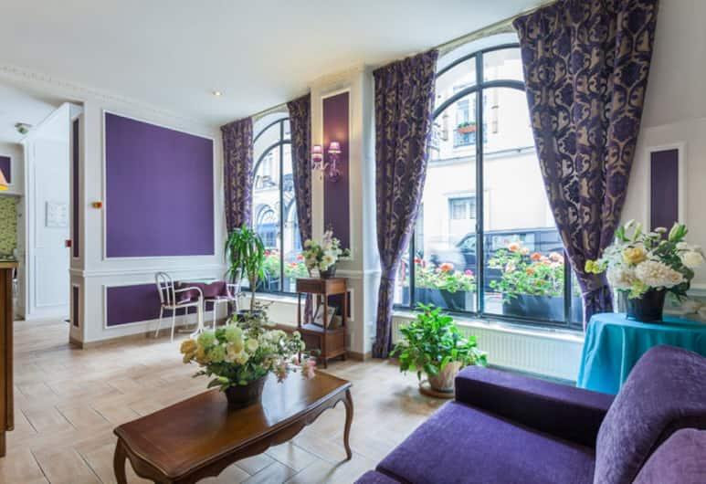 Hôtel des Arts, Paris, Lobby Sitting Area