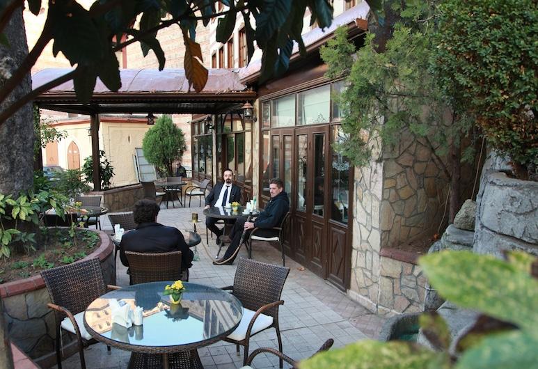 Kadi Konagi Thermal Hotel, Bursa, Fachada del hotel