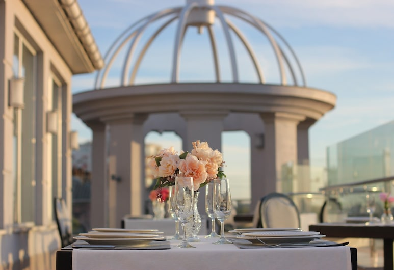 Hotel «ALARUS LUXE», Odessa, Terrace/Patio