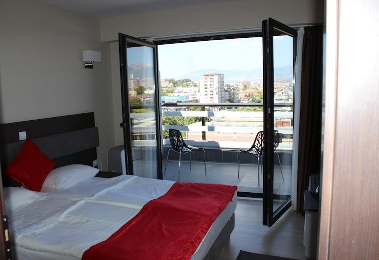 Hotel Opera House, Skopje, Suite urbana, balcón, Balcón