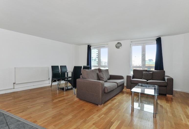 Access City, Londýn, Apartmán, 2 spálne, Obývacie priestory