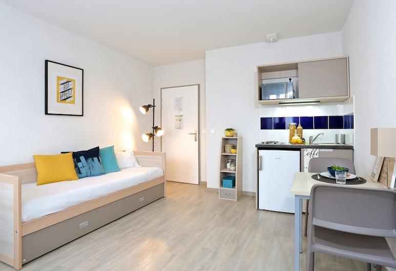 南西公寓飯店, 南錫, 開放式客房, 客房